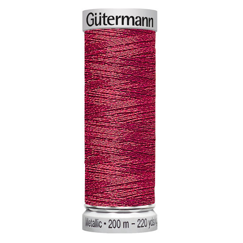 Нитки Gutermann Metallic №135 200м Цвет 7013