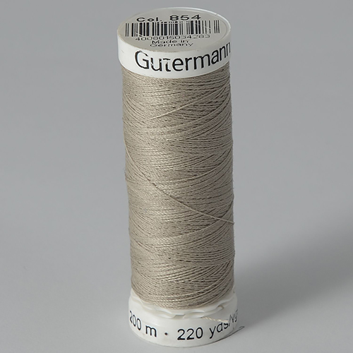 Нитки Gutermann SewAll №100 200м цвет 854