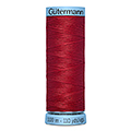 Нитки Gutermann Silk №100 100м Цвет 46