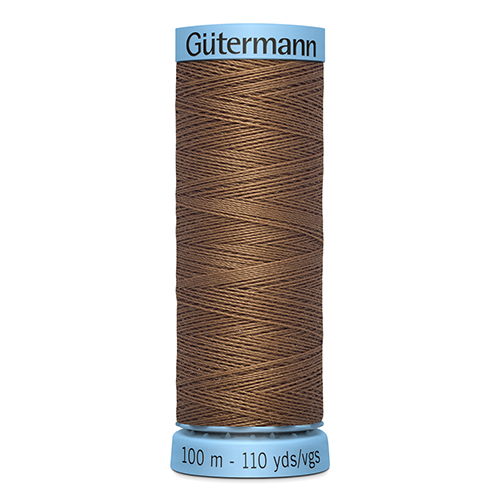 Нитки Gutermann Silk №100 100м Цвет 180