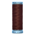Нитки Gutermann Silk №100 100м Цвет 230
