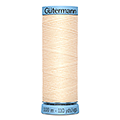 Нитки Gutermann Silk №100 100м Цвет 414