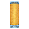 Нитки Gutermann Silk №100 100м Цвет 416