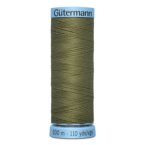 Нитки Gutermann Silk №100 100м Цвет 432