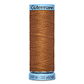 Нитки Gutermann Silk №100 100м Цвет 448