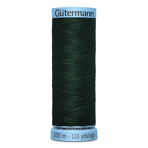 Нитки Gutermann Silk №100 100м Цвет 472