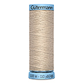 Нитки Gutermann Silk №100 100м Цвет 722