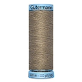 Нитки Gutermann Silk №100 100м Цвет 724