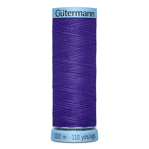 Нитки Gutermann Silk №100 100м Цвет 810
