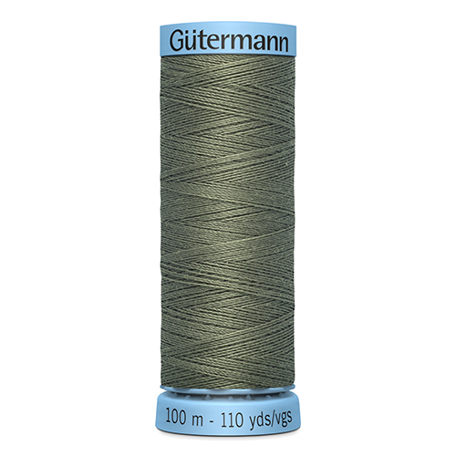 Нитки Gutermann Silk №100 100м Цвет 824