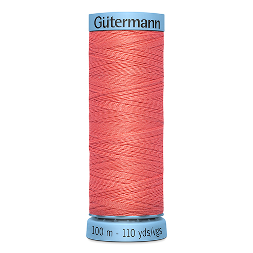 Нитки Gutermann Silk №100 100м Цвет 896