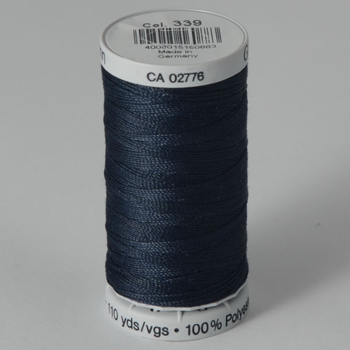 Gutermann Super Strong №40 100м цвет 339