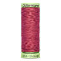 Нитки Gutermann Top Stitch №30 30м цвет 81