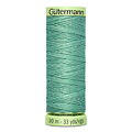 Нитки Gutermann Top Stitch №30 30м цвет 100