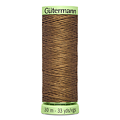 Нитки Gutermann Top Stitch №30 30м цвет 124