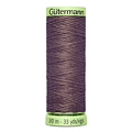 Нитки Gutermann Top Stitch №30 30м цвет 127