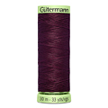 Нитки Gutermann Top Stitch №30 30м цвет 130