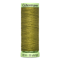 Нитки Gutermann Top Stitch №30 30м цвет 397