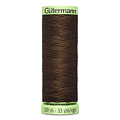 Нитки Gutermann Top Stitch №30 30м цвет 406