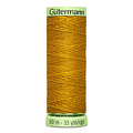 Нитки Gutermann Top Stitch №30 30м цвет 412