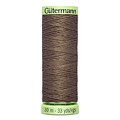 Нитки Gutermann Top Stitch №30 30м цвет 439