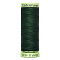 Нитки Gutermann Top Stitch №30 30м цвет 472