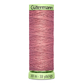 Нитки Gutermann Top Stitch №30 30м цвет 473