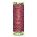 Нитки Gutermann Top Stitch №30 30м цвет 474