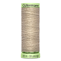 Нитки Gutermann Top Stitch №30 30м цвет 722