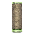 Нитки Gutermann Top Stitch №30 30м цвет 724