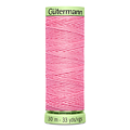 Нитки Gutermann Top Stitch №30 30м цвет 758