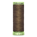 Нитки Gutermann Top Stitch №30 30м цвет 815