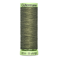Нитки Gutermann Top Stitch №30 30м цвет 825