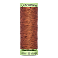 Нитки Gutermann Top Stitch №30 30м цвет 847