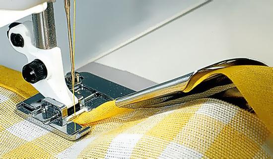 Лапка для косой бейки 12мм - Швейный Мир