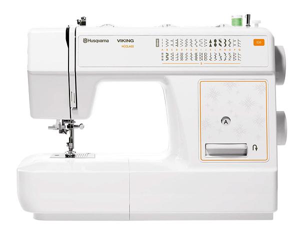 Husqvarna Viking E20 Электромеханическая швейная машина