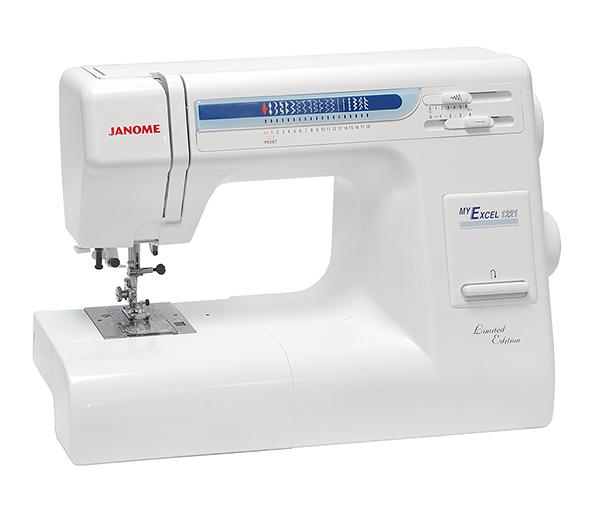 Инструкция Швейной Машинки Janome My Excel 1221
