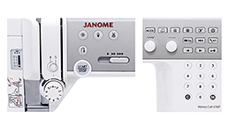Janome Memory Craft 6700P Professional - Фото №5