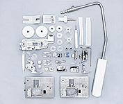 Janome Memory Craft 6700P Professional - Фото №9