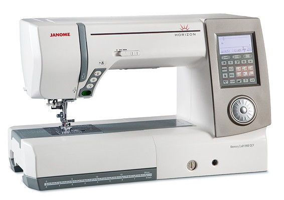 Janome Horizon Memory Craft 8900 QCP