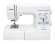 Janome Easy Jeans Heavy Duty 1800 (HD1800) - Фото №1