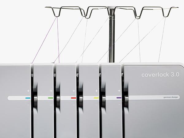 Автоматическое натяжение нити