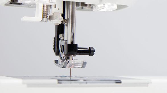 Автоматический подъем/опускание лапки