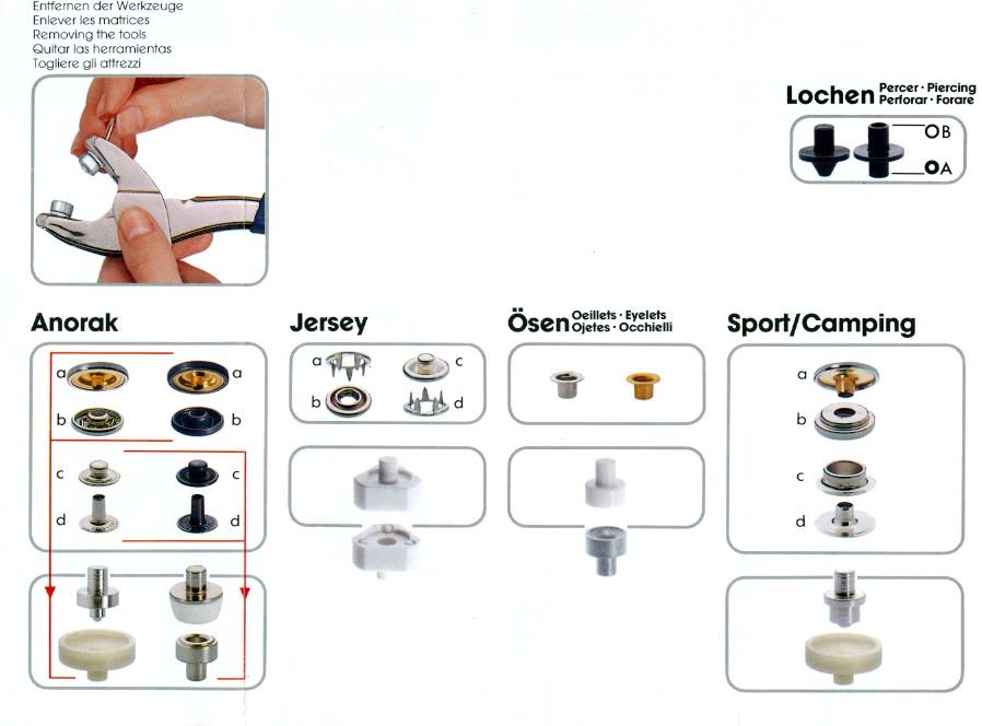 vario швейные аксессуары: