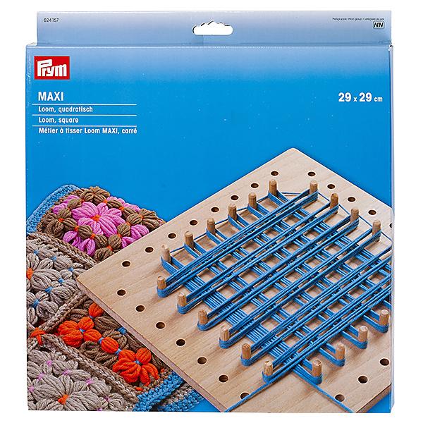 Основа для плетения на колышках квадратная Loom MAXI 29х29 см