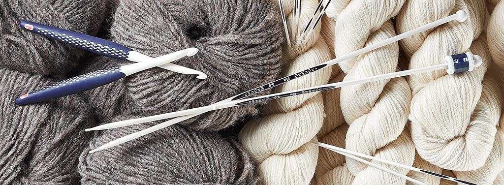 спицы и крючки эргономичные швейный мир