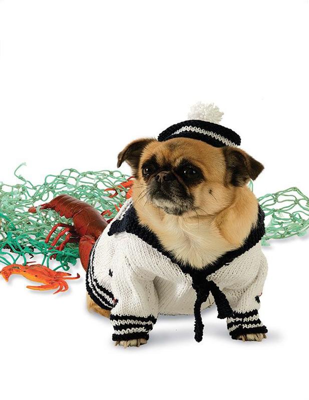 вязаная одежда для собак модные комплекты швейный мир