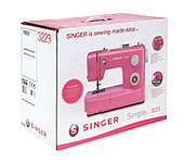 Singer Simple 3223 Red - Фото №7